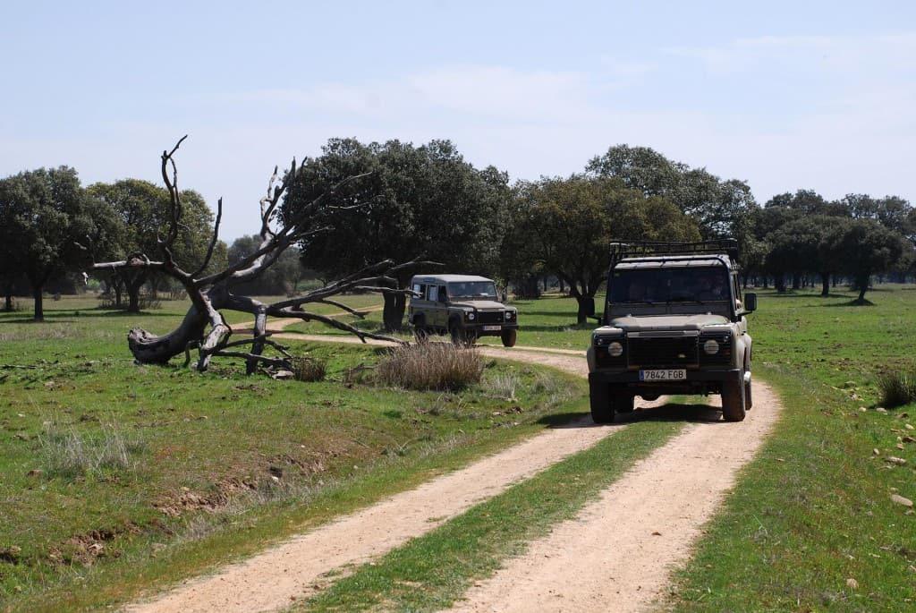 rutas-en-vehículo-todo-terreno 4x4