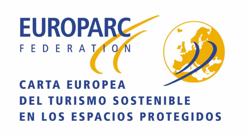 logo europarc federacion carta turismo sostenible